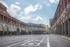 no rain no fun (murtica27) Tags: italy faenza italien europe piazza street strase travel reise landstrase himmel architektur gebäude sony alpha mittelmeer season summer sun sky