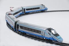 Alstom Pendolino ED250 PKP Intercity (02) (Mateusz92) Tags: lego train zbudujmy to afol pkp intercity alstom pendolino ed250