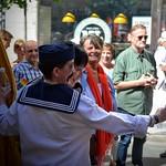 Mona Sahlin Attending Stockholm Pride 2015 thumbnail