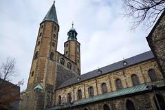 Goslar: Marktkirche (zug55) Tags: goslar niedersachsen deutschland germany lowersaxony unesco welterbe weltkulturerbe unescoworldheritagesite worldheritagesite worldheritage marktkirche marketchurch kirche marktkirchestcosmasunddamian stcosmasunddamian ecclesiaforensis marketchurchstcosmasanddamian church romanisch romanesque gotisch gothic