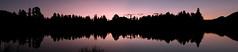 """Wide Rorschach Test"" (borabali) Tags: dawn sunrise rockies colorado boulder usa"