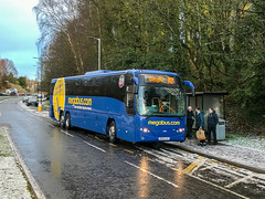 54120 SP62CGV Stagecoach Perth (busmanscotland) Tags: 54120 sp62cgv stagecoach perth sp62 cgv volvo b13rt plaxton panther fife east scotland megabus megabuscom