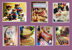 Country Crafts and Foods (M.P.N.texan) Tags: book crafts recipes food betterhomesandgardens collectible thriftstore
