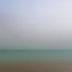 The Dead Sea, looking from Israel to Jordan. thumbnail
