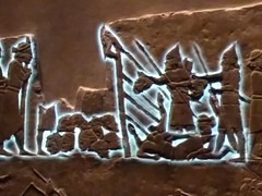 UK - London - Bloomsbury - British Museum - Relief showing Assyrian military triumph (JulesFoto) Tags: uk england london britishmuseum assyria sculpture