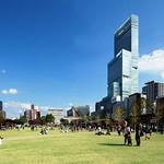 都市公園の写真