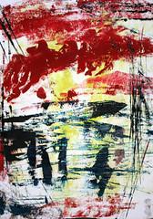 'California' (Kinga Ogieglo Abstract Art) Tags: abstractart abstractpainting abstractartist abstractoilpainting abstract abstractacrylicpainting kingaogieglo painting paintingabstract abstracts artgallery gallery paintings artworks artwork colorfulart fineart artcollector