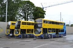 Dublin Bus SG438 181-D-44889 - SG432 181-D-44897 - SG402 181-D-44223 (Will Swain) Tags: dublin broadstone depot 16th june 2018 bus buses transport travel uk britain vehicle vehicles county country ireland irish city centre south southern capital sg438 181d44889 sg432 181d44897 sg402 181d44223 sg 432 402 438