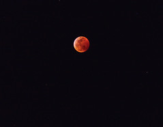 Lunar Eclipse (ericdsharp) Tags: stars blood craters moon space eclipse full astrophotography lunar