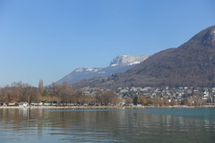 Plage d'Albigny @ Lake Annecy @ Parc Charles Bosson @ Annecy (*_*) Tags: 2019 winter hiver february sunny europe france hautesavoie 74 savoie annecy lacdannecy lakeannecy parccharlesbosson lac lake park