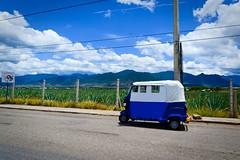 MircK - Mexican Tuk Tuk (imNOTaPh) Tags: mexico nikon mirck d3100 oaxaca agave tuktuk travelphotography travel