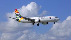 First Carribean 737 Max (NE Trains & Aviation) Tags: boeing 737 737max max airplane jet jetliner airliner cayman miami florida mia kmia airport