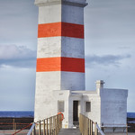 Lighthouse, Gardskagi, Iceland thumbnail
