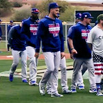 Chicago Cubs Spring Training 2/18/19
