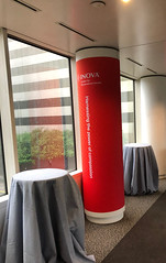 Column graphic for INOVA Cancer Institute Event