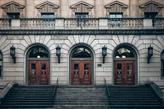 (el zopilote) Tags: 500 portland oregon cityscape architecture street signs grimm lumix gf1 milc m43 lumixg20mmf17asph