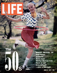 Life, June 16, 1972, cover by Bill Ray (gameraboy) Tags: life vintage hulahoop woman cheesecake magazine 1972 1970s