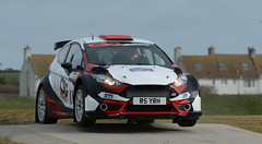 Ford Fiesta - Hughes (rallysprott) Tags: sprott wdcc rallysprott 2019 lee holland stages rally anglesey circuit motor sport car rallying wales motorsport news championship nikon d7100 ford fiesta hughes