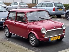 1988 Mini 1000 E (harry_nl) Tags: netherlands nederland 2019 utrecht mini 1000 tn61dl sidecode4