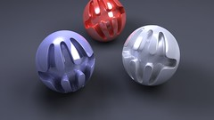 balloons_shapes_slits_device_metal_19886_1280x720 (andini.dini53) Tags: 3d ball