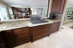 Kitchen Remodel with Thermador Stainless Steele Gas Cooktop, Custom cabinets and Cambria Quartz countertop in Irvine, Orange County http://www.aplushomeimprovements.com/portfolio_page/orange-county-irvine-traditional-kitchen_remodel-custom-cabinets87/ (Aplus Interior Design & Remodeling) Tags: kitchenremodel kitchen kitchenrenovation kitchencabinets kitchenandbath orangecounty oc transitionalstyle remodel residentialdesign remodeling renovation residentialremodel room