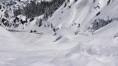 AV Mitigation_RedMtnPass_3.17.2019 (13) (coloradodotphoto) Tags: redmountainpass us550 region5 southwestcolorado avalanche dot cdot mitigation roadclosed danger safety winter snow mountains