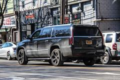 2018 Cadillac Escalade ESV (Rivitography) Tags: ghw2027 newyork cadillac escalade suv 4x4 american gm generalmotors caddy luxury expensive greenwich connecticut 2019 canon 60d adobe lightroom rivitography