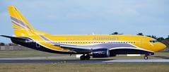 Boeing 737-31S EI-STA (707-348C) Tags: dublinairport dublin eidw passenger airliner jetliner boeing boeing737 eista aircontractors dub b733 europeairpost ireland 2011 abr