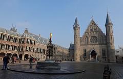 The Ridderzaal in the Binnenhof, The Hague, 13th century (3) (Prof. Mortel) Tags: netherlands thehague ridderzaal binnenhof