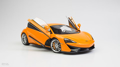 McLaren 570S-09 (M3d1an) Tags: mclaren 570s autoart diecast composite 118 miniature