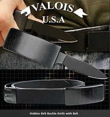Self Defense Knives - Is it a Good Choice to be Armed? (Knife Import) Tags: belt hiddenknifebeltbuckle selfdefenseknives selfdefense selfdefenseweapons