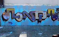 Schuttersveld (oerendhard1) Tags: graffiti streetart urban art rotterdam oerendhard crooswijk schuttersveld floes
