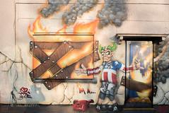Hull Street Art ~ 2843 (@Wrightbesideyou) Tags: 07904610415 wrightbesideyou hullgraffiti art artist d750 england europe hull nikon nikond750 streetart wrightbesideyouphotography yorkshire simonwrightbesideyoucom wwwwrightbesideyoucom