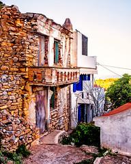 Old Village, Alonnisos (Kevin R Thornton) Tags: d90 alonnisos nikon alonissos street northernsporades architecture greece oldtown travel oldvillage alonnissos decentralizedadministrationof decentralizedadministrationofthessalyandcentralgreece gr