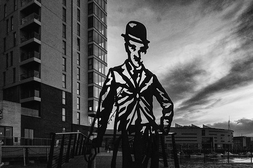 Charlie Chaplin, Belfast