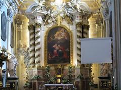 Kraków, Kościół św.Anny-IMG_0465p (Milan Tvrdý) Tags: kraków churchofstanna kościółśwanny poland polska cracow cracovia
