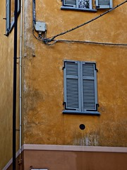Complementary Colors of Langhe (Professor Bop) Tags: langhe piedmonte italy italia village building structure old architecture charm professorbop drjazz olympusem1 olympusm75mmf18 primelens