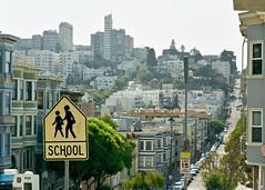 San Francisco dreamin' (Vaelsed) Tags: nikon nikkor film 50mmf18ais fujifilmc200 fujicolor 85mmf2ais f3