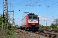CFL 4004 Containerzug, Koblenz-Lützel (TaurusES64U4) Tags: cfl 4000