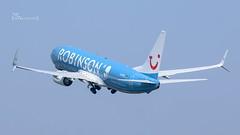 D-ATUI TUIfly Boeing 737-8K5(WL) cn 37252 (thule100) Tags: datui tuifly boeing7378k5wl cn37252 eddh ham hamburg frankkrause