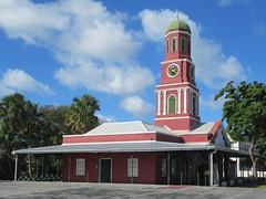 Main Guard House (D-Stanley) Tags: caribbean garrison bridgetown barbados clocktower