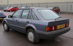 E438 PNG (2) (Nivek.Old.Gold) Tags: 1987 ford escort 16 ghia 5door billkilbourn hempnall eama