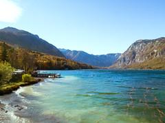 Bohinjsko Jezero (~janne) Tags: see herbst omd em1 slowenien