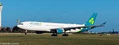 EI-EDY Aer Lingus Airbus A330-302 (Niall McCormick) Tags: dublin airport eidw aircraft airliner dub aviation eiedy aer lingus airbus a330302
