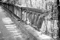 Old Bridge Retropan 2 (All Aspects of Photography) Tags: leica m6 retropan bridge southern film 35mm pmk pyro blackandwhite