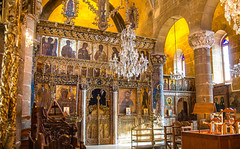 Sant mammas church and Icon Museum (werner boehm *) Tags: wernerboehm cyprus the orthodox church st mamas guzelyurt architecture interior