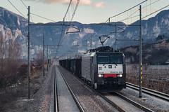ES64F4 088 (Giovanni Grasso 71) Tags: es64f4 e189 nikon d610 giovanni grasso brennero verona rtc tx logistic lokomotion db cargo