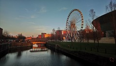 Big Wheel at the Arena in Liverpool (Barnsley Victor) Tags: