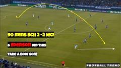 Ederson pulled off an amazing ASSIST for Sterling vs Schalke #SCHMCI (triettan.tran) Tags: ederson pulled off an amazing assist for sterling vs schalke schmci