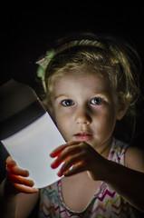 Mora (::: M @ X :::) Tags: daughter child girl light black night mora portrait fav10 fav20 fav30 fav40 fav50 fav60 fav70 fav80